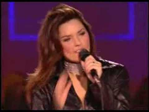 Im gonna getcha good!Shania Twain