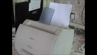 Как напечатать книгу(Показан процесс печати на принтере одной тетради из книги., 2012-06-09T04:06:45.000Z)