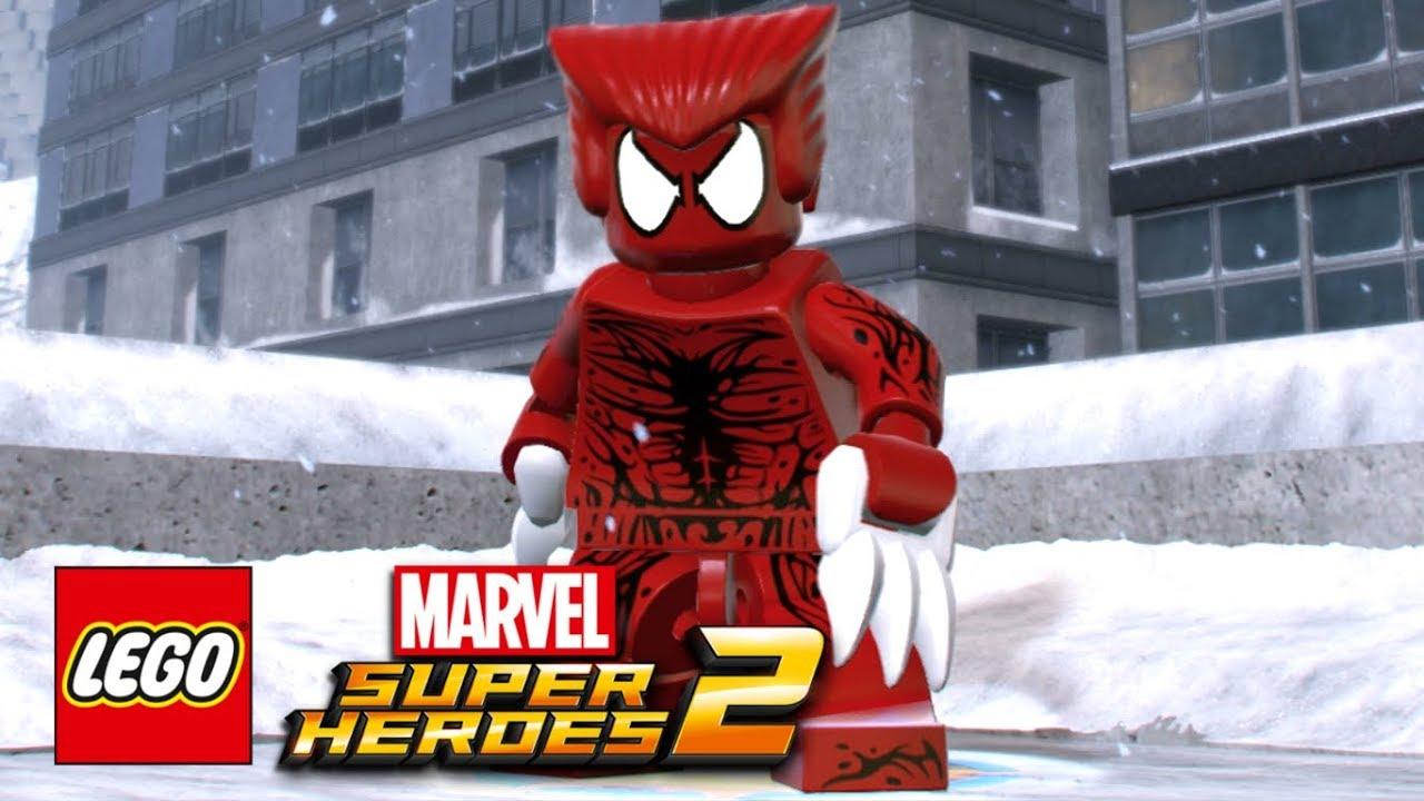 Lego Marvel Super Heroes 2 How To Make Hybrid Scott Washington