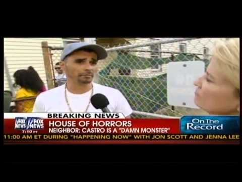 Neighbor of Ariel Castro Says Naked Girls Seen Chained on Leashes! - Amanda Berry Rescue