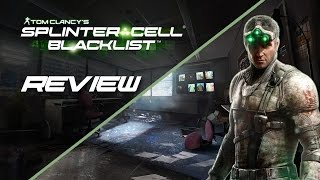 Splinter Cell: Blacklist Review - #ThrowbackReview