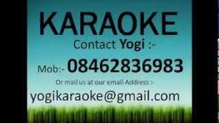 Badi sooni sooni hai zindagi karaoke track