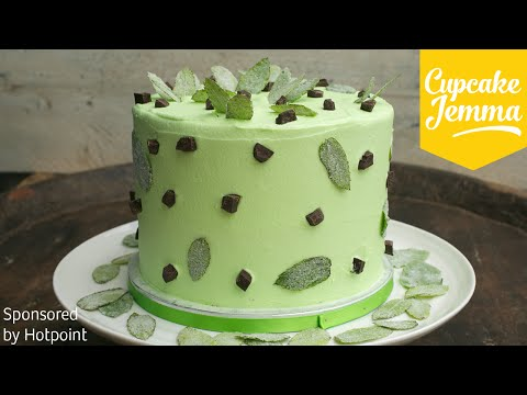 Save Epic Mint Choc Chip Layer Cake Recipe | Cupcake Jemma Screenshots