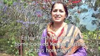 A Homestay amidst Tea Estate in Munnar, Kerala