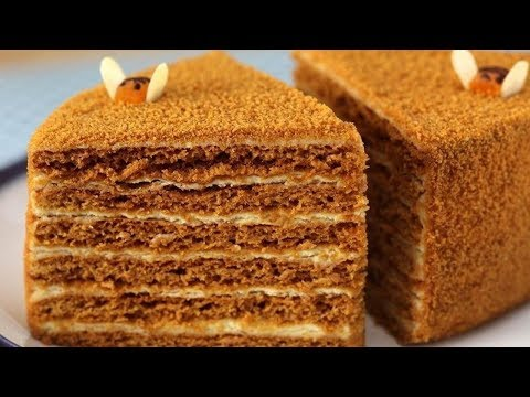 Honey Cake (Honey) Honey old recipes. How to cook honey cake.
