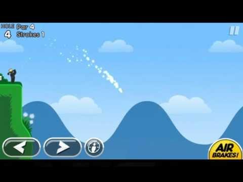 Super Stickman Golf 2 - Deep Impact & Nothin But Net Achievement