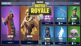 FORTNITE ITEM SHOP HEUTE 15 JANUAR | HAUT ROLLEN - RAPTOR | FORTNITE DAILY SHOP