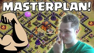 MASTERPLAN! || CLASH OF CLANS || Let