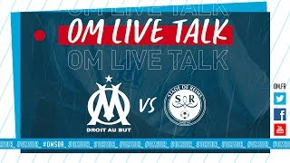 LIVE TALK Suivez OM - Reims en direct !