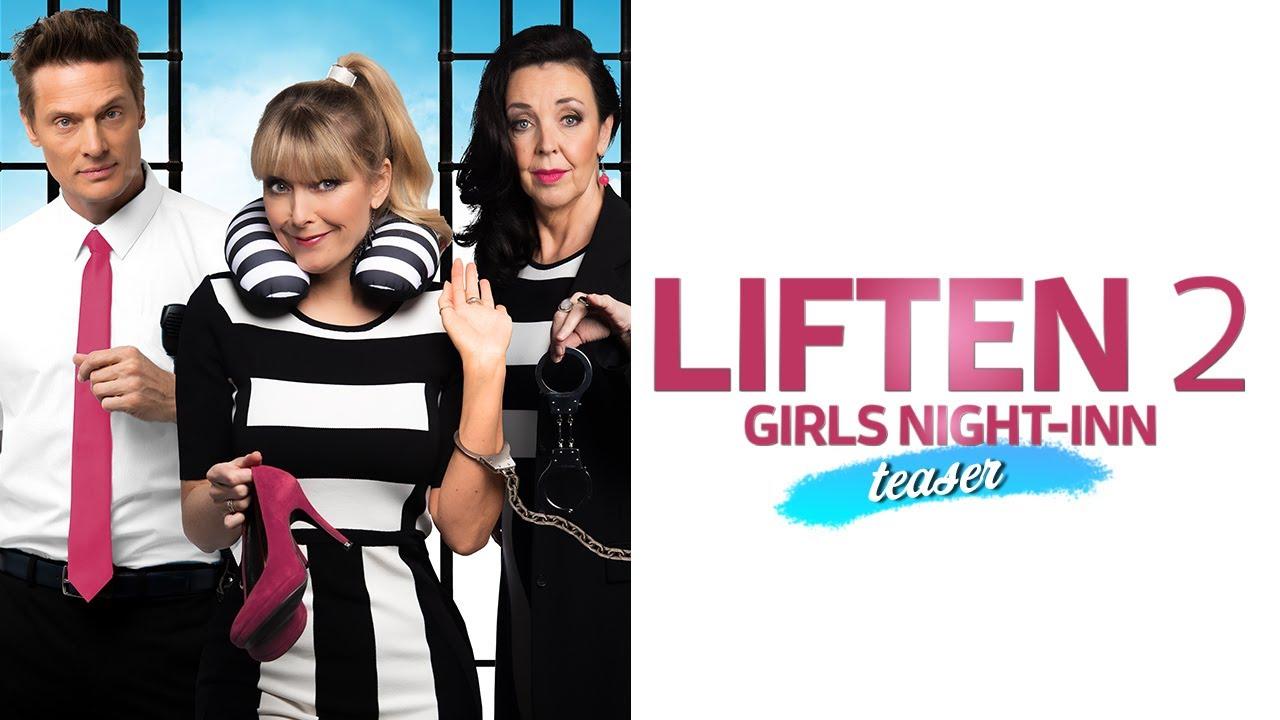 Liften 2: Girls Night-INN teaser