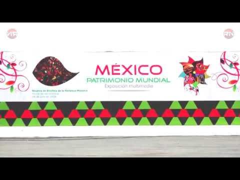 Exposición multimedia