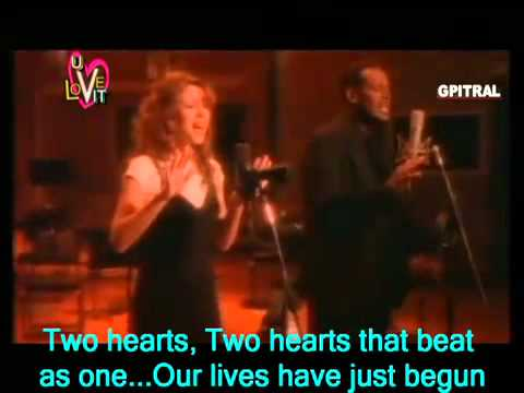 Luther Vandross & Mariah Careyアーティスト写真
