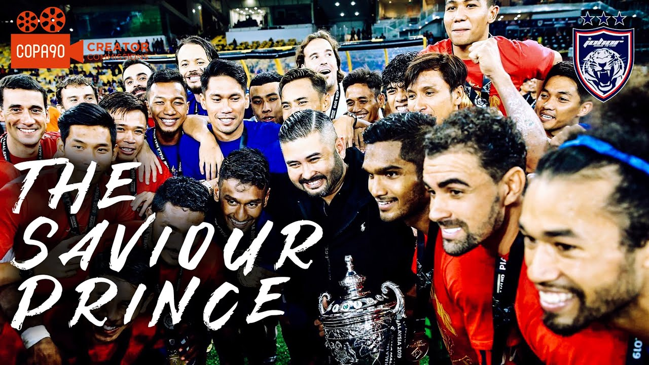 Download Legendary Ultras and a Saviour Prince: The Story of Johor Darul Ta'zim | Creator Commission