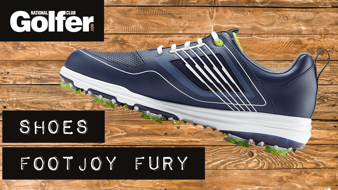 Footjoy Fury Golf Shoe Review Youtube