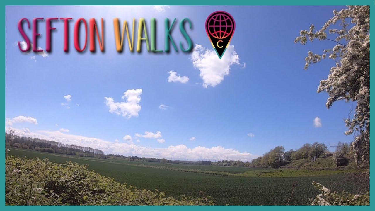 Sefton Walks: Meanders Around Melling