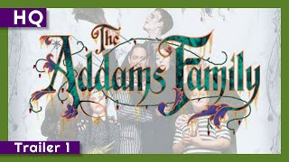 The Addams Family (1991) Trailer 1