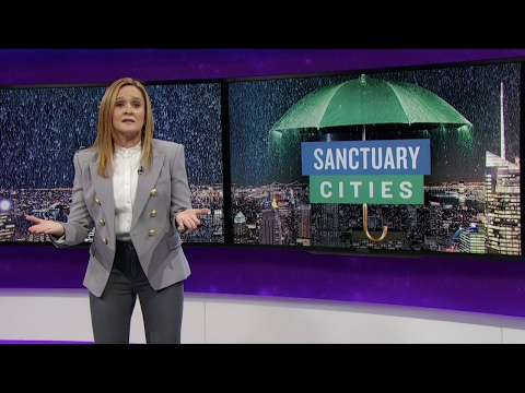 Donald and the Terrible, Horrible, No Good, Very Bad Sanctuary Cities   TBS