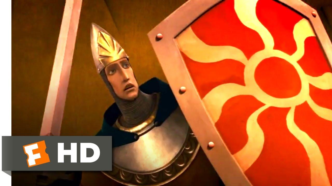 Download The Tale of Despereaux (2008) - Tales of Chivalry Scene (3/10) | Movieclips