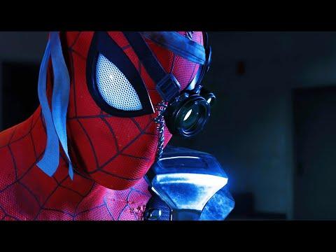 НОВАЯ ИГРА САМАЯ ВЫСОКАЯ СЛОЖНОСТЬ Володя в Человек Паук на PS4 Прохождение Marvel's Spider Man ПС4