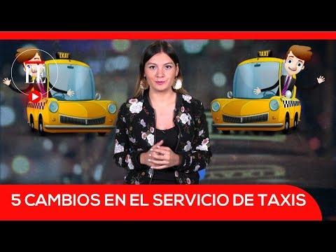 Cinco cambios en el servicio de taxis en Bogotá  | El Espectador