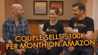 Inspiring Couple From Romania Sells $100K Per Month On Amazon