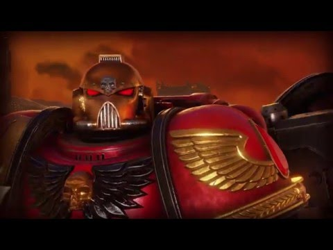 Warhammer 40,000: Eternal Crusade In-Engine Cinematic Trailer