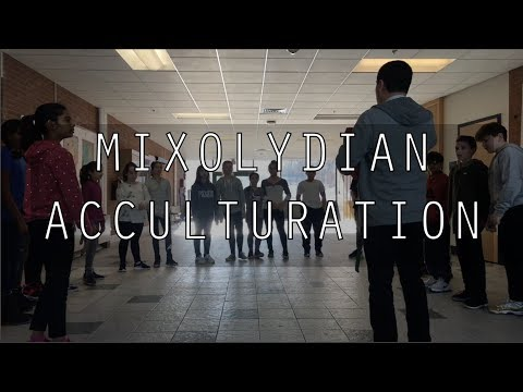Out in the Field With MLT: Mixolydian Acculturation with the Stretchy Band