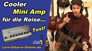 Yamaha THR 5A - Power Reise Akustikverstärker - Test