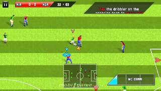 Real Football 2013 mobile java games