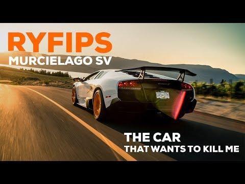 RyFips Lamborghini Murcielago SV. The Car That Wants To Kill Me. CONTEST ANNOUNCEMENT!