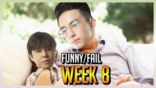 Funny/Fail VCS Mùa Xuân 2021 Tuần 8 [Hoàng Luân]