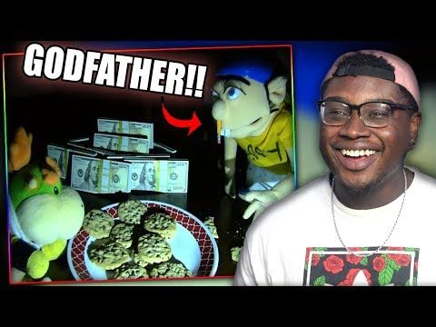 JEFFY IS THE GODFATHER!   SML Movie: The Bake Sale Reaction!