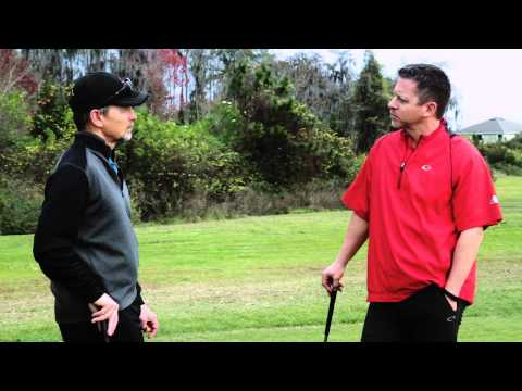 The Single Plane Golf Swing book with Authors Todd Graves & Tim O'Connor