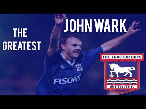 John Wark Tribute - Ipswich Town's Greatest #ITFC