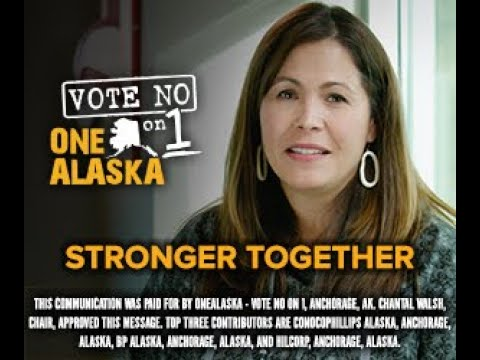 One Alaska | No On One