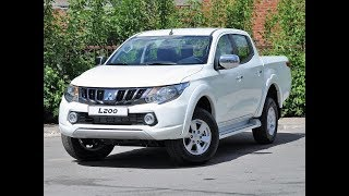 How to Draw a Mitsubishi L200 Gl / Как нарисовать Mitsubishi L200 Gl