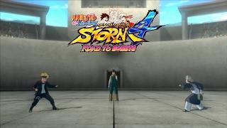 Боруто против Юруи! Третий Этап! | Naruto Storm 4 Путь Боруто Русские субтитры