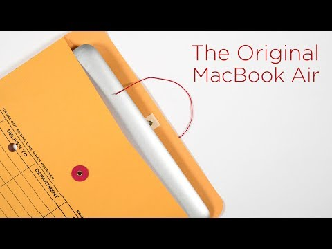 The Original MacBook Air
