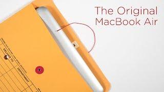 The Original MacBook Air