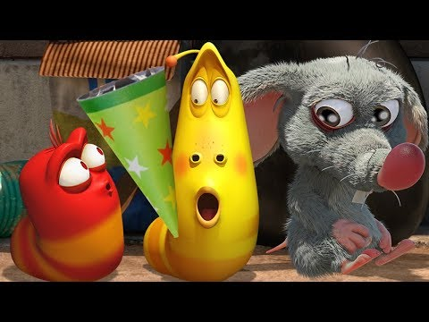 LARVA - BIRTHDAY PARTY | Cartoon Movie | Cartoons | Comics | Larva Cartoon | LARVA Official