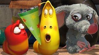 LARVA - BIRTHDAY PARTY | Cartoon Movie | Cartoons For Children | Larva Cartoon | LARVA Official
