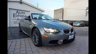 BMW M3 Convertible 2008 Videos