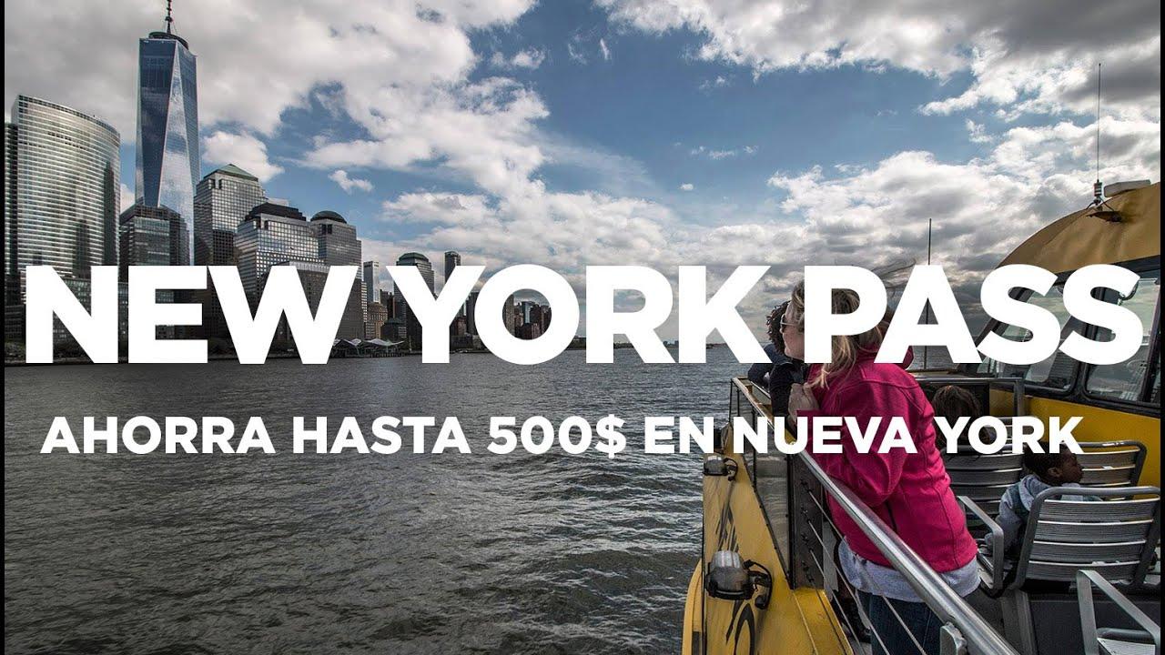 Nueva York Cómo Rentabilizar El Newyorkpass De 5 Días En 13 Horas Youtube