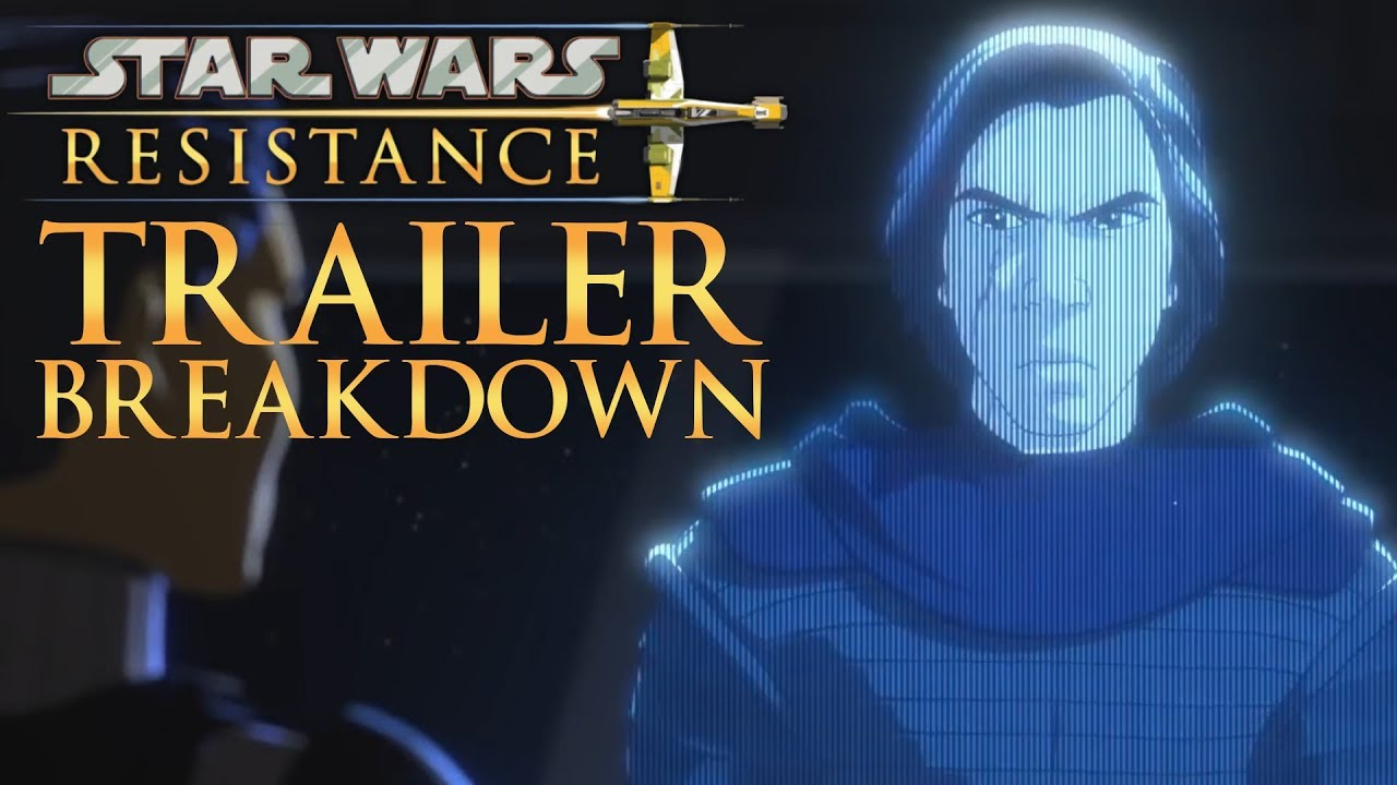 Star Wars Resistance Season 2 Trailer Breakdown & Analysis image
