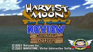 Harvest Moon: Save the Homeland [Review] - Cybershroom