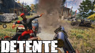 Far Cry 4 - Attaques d'avant-postes #03 | Video-Detente | Gameplay PS4