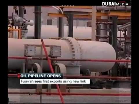Fujairah Oil Pipeline Opens