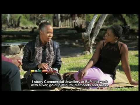 Kulcha Kwest 4 - Eps 16: Zulu traditional jewellery