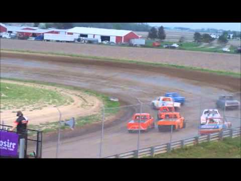 Waynesfield Motorsports Park 5-4-13 (Opening Night)