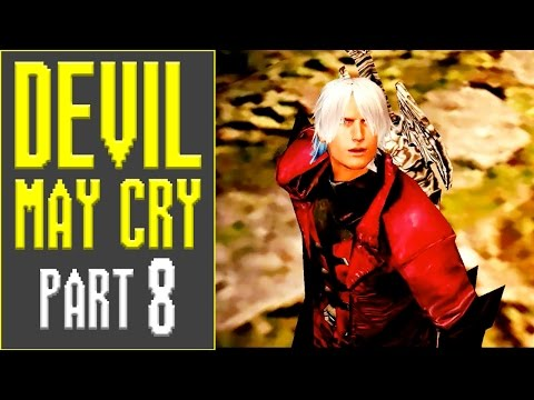 Devil May Cry - Part 8 | IN-FLIGHT ENTERTAINMENT